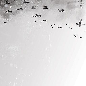 Birds II by TheSoulSurfer