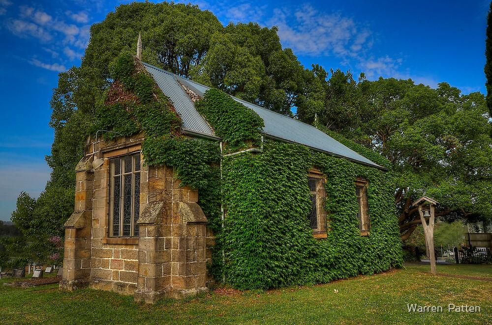 The Kincumber Church. by Warren  Patten