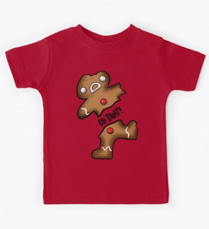 Creepies - Oh SNAP! Ginger Dead Man Kids Clothes