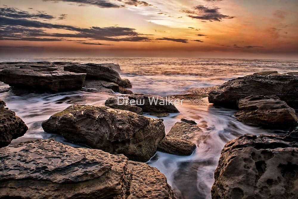 Bangalley on the rocks by Drew Walker