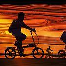 Sunset Ride by CarolM