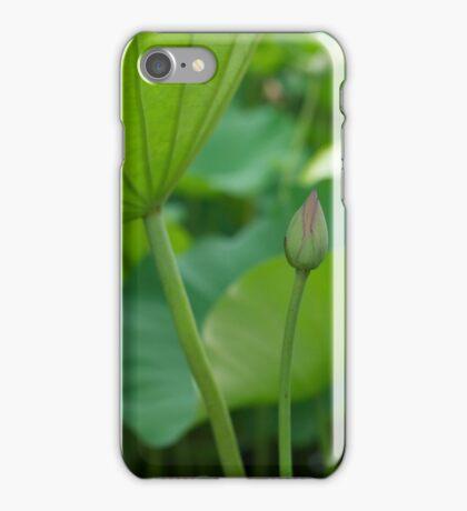 pink tip iPhone Case/Skin