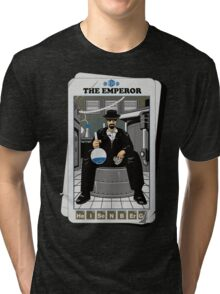 THE EMPEROR Tri-blend T-Shirt