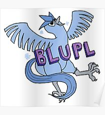 BLUPL the Articuno Poster