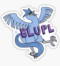 BLUPL the Articuno Sticker