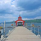 Seneca Lake Pier by Jack Ryan