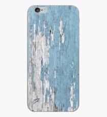 Blue Peel iPhone Case