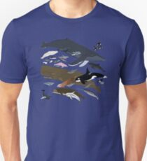 I Am Thankful For Cetaceans T-Shirt