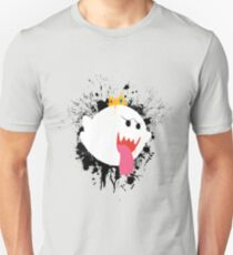 King Boo Splattery Design T-Shirt