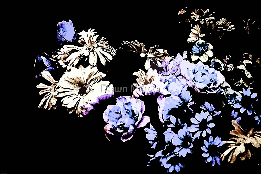Contemporary Floral Medley by MissDawnM