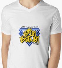 Big Bang is VIP Men's V-Neck T-Shirt