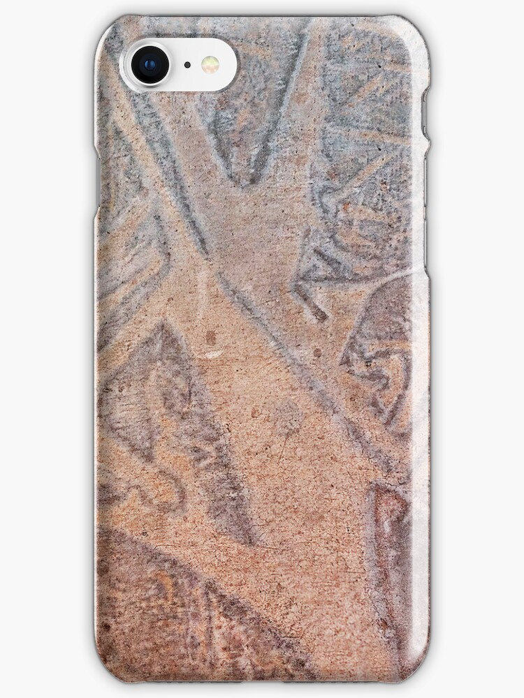 Adam's Folly iPhone case by Richard G Witham