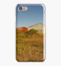 Multi Aquaculture Systems Buildings | Napeague, New York iPhone Case/Skin
