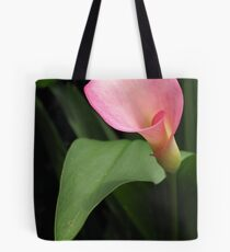 Another Pink Lilly Tote Bag