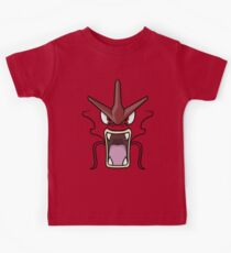 Red Gyarados Kids Clothes