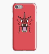 Red Gyarados iPhone Case/Skin
