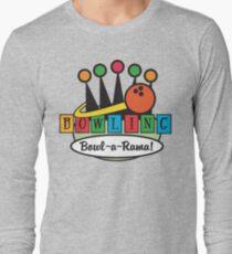 Bowling Retro Long Sleeve T-Shirt