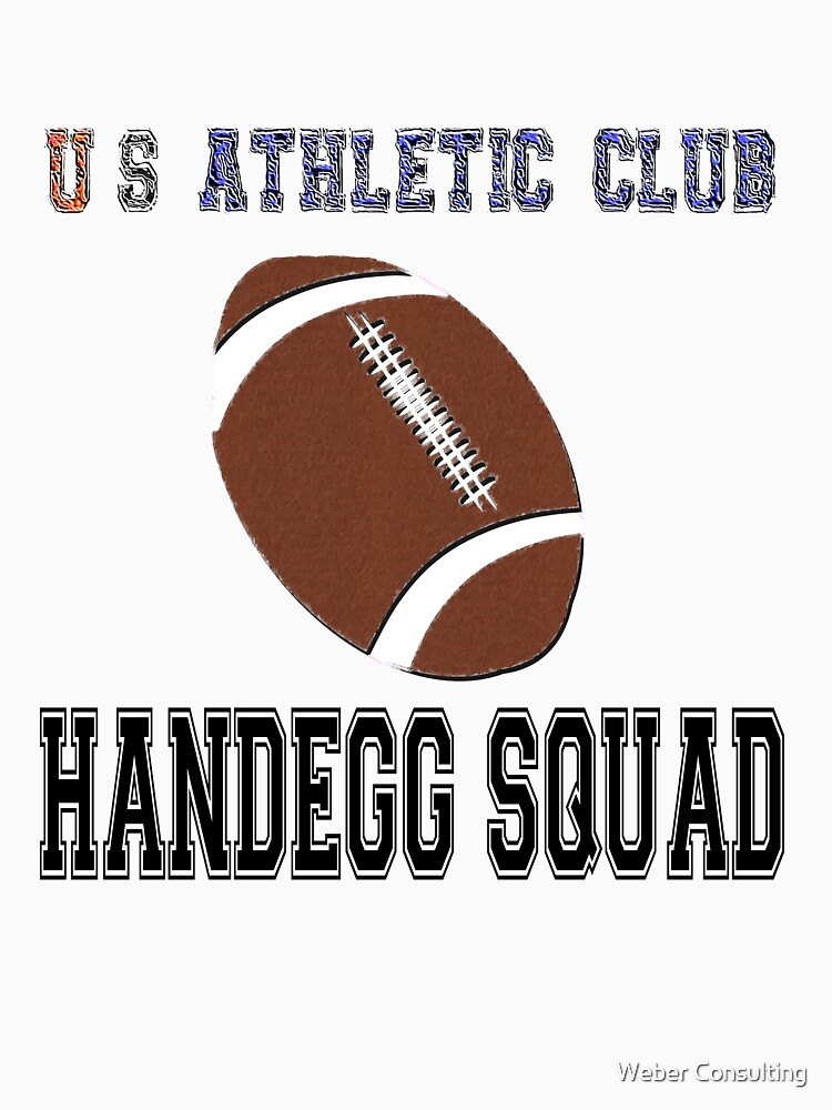 Handegg Squad, US Athletic Club by HalfNote5