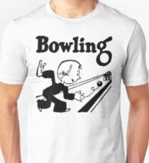 Bowling Vintage Retro T-Shirt