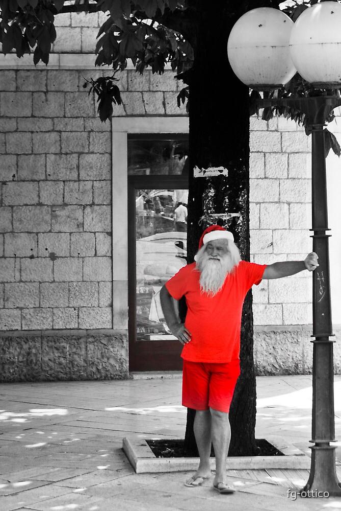 Man In Red by fg-ottico
