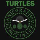 The Turtles by gerrorism
