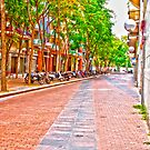 A Brick Alley Barce 2012 by Phillip S. Vullo Jr.