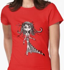 Nature fairy Women's Fitted T-Shirt