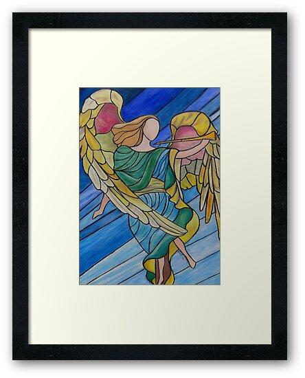 Angel on High by Marsha Free
