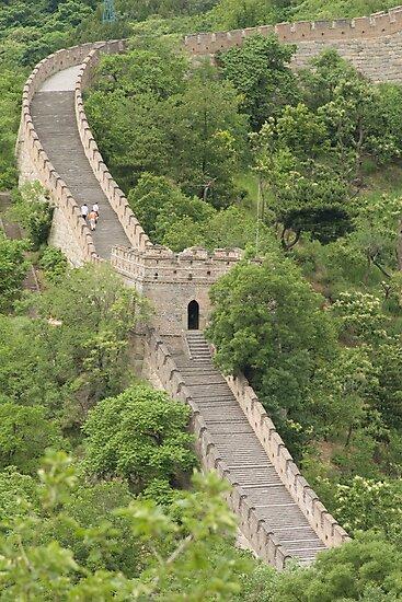 Beijing Wall by Nathan Barlow