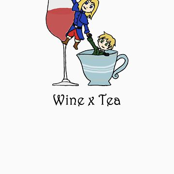 Wine x Tea by SevLovesLily