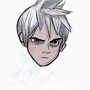 Jack Frost Headshot by brainstorm