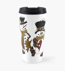 Snow Play Travel Mug