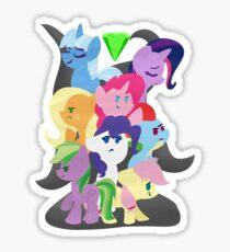 Let The Adventure Begin Sticker