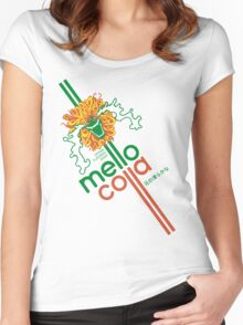 Mellow Cola Women's Fitted Scoop T-Shirt