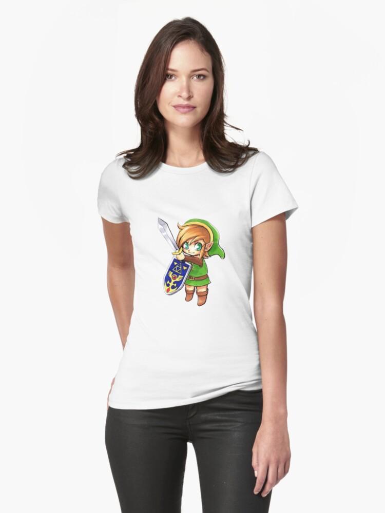 Link - Legend of Zelda by StudioMarimo