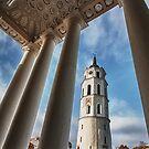 Vilnius by Moko1