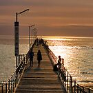 Jetty Walking... by Ali Brown