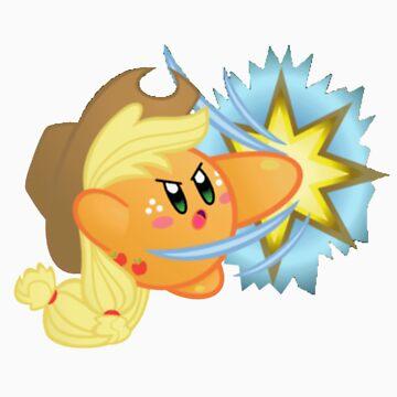 Kirby applejack 2 by juanperu24