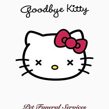 Goodbye Kitty by pruine