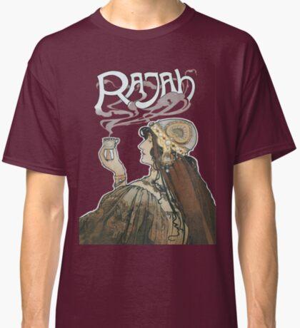Rajah Coffee Fumes After  Henri Meunier Classic T-Shirt