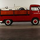 """VW T1 Bus PickUp """"Renntransporter"""" 1964 by Stefan Bau"""