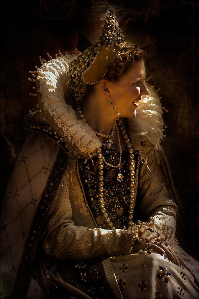 Her Majesty  by John Rivera