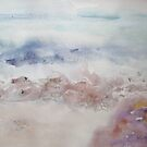 Stone Bay Seascape by Ruth Vilmi