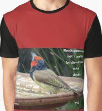 'n Gelukkie  Graphic T-Shirt