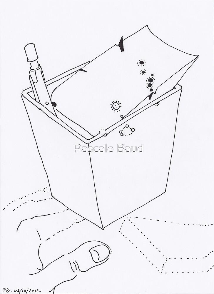 PDD - 12/10/02    Tu prends mon Ray Hollis pour un pot à crayon ? by Pascale Baud