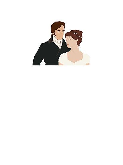 Mr. Darcy and Elizabeth by cgifford103