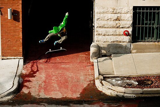 Neen Williams- Kick Flip- photo Ely Phillips by Reggie Destin Photo Benefit Page