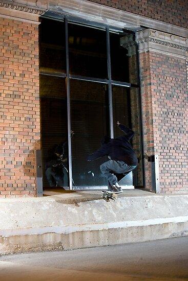 Dax Miller - Front Crook - Photo Sam McGuire by Reggie Destin Photo Benefit Page