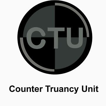 CTU - Counter Truancy Unit by KirbyKoolAid