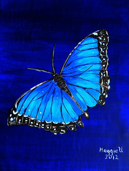 Butterfly by maggie326